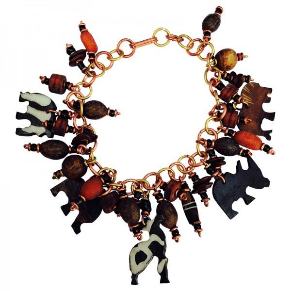 Fair Trade Bracelets - Animal Themed