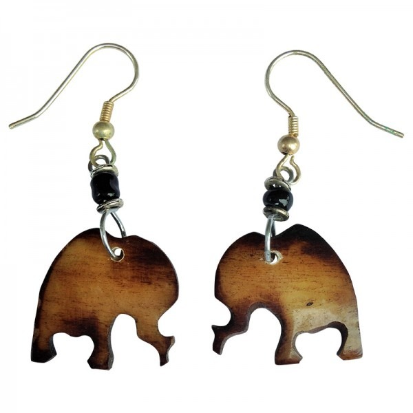 Fair Trade Earrings - Animal themed