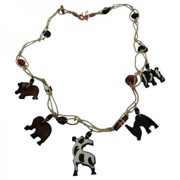 Fair Trade Necklaces - Animal Themed