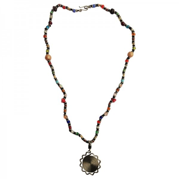 Fair Trade Necklaces - Recycled and Beaded