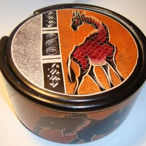 justus animal soapstone coasters