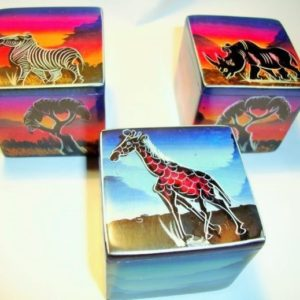 SOAPSTONE PAINTED BOXES