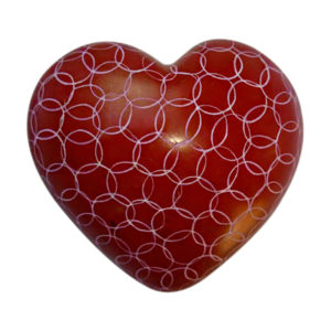 SOAPSTONE HEARTS AND EGGS