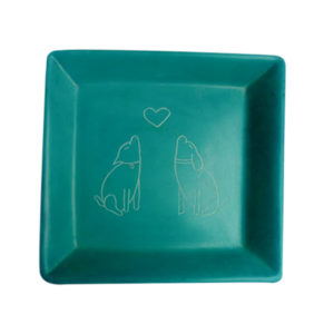 SOAPSTONE SQUARE DISHES